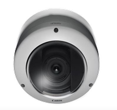 Canon VB-H630VE Fixed Dome Network Security Camera with 2.1 Megapixel Resolution 1920 x 1080 by Canon