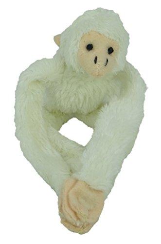 Soft Farm/Safari Fridge Magnets Magnetic Mates Animals - Various Animals (White Monkey)