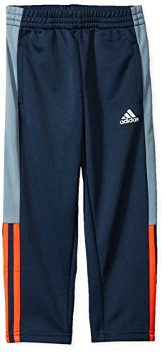 - adidas Toddler Boys' Striker Soccer Pant, Navy/Bold Orange, 4T