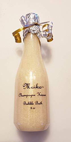 Handmade Champagne Kisses Bubble Bath - One 8 oz Champagne Bubble Bath -