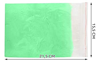 Verde Natural Farbe // Color:Beige // Beige Iso Trade Arena cin/ética m/ágica 1 kg Rosa Anaranjada 2551