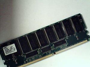Samsung - Samsung 1GB DDR PC2100 CL2.5 ECC DIMM M383L2828DT1-CB0 PC2100R-25330-C1 - M383L2828DT1-CB0