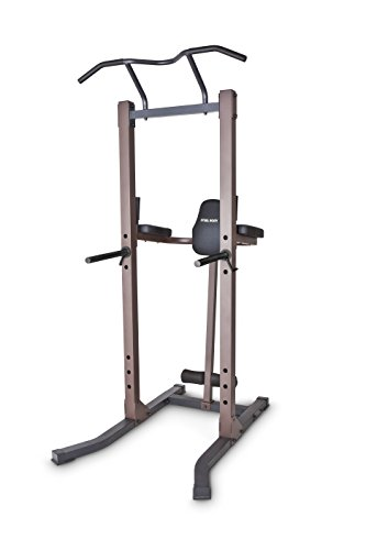 Steelbody Strength Training Power Tower Pull Up & Dip Station VKR Home Gym STB-98501 For Sale