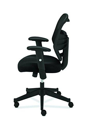 basyx by hon high back work chair mesh computer chair