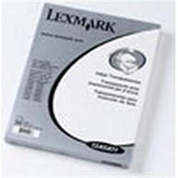 Lexmark Color Transparencies (12a8240)