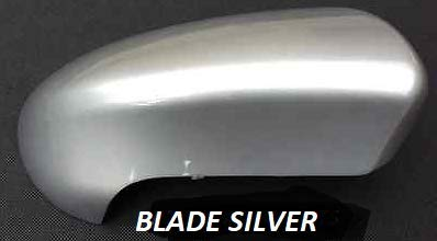 QASHQAI WING MIRROR COVER 07-2013 DRIVERS SIDE IN BLADE SILVER