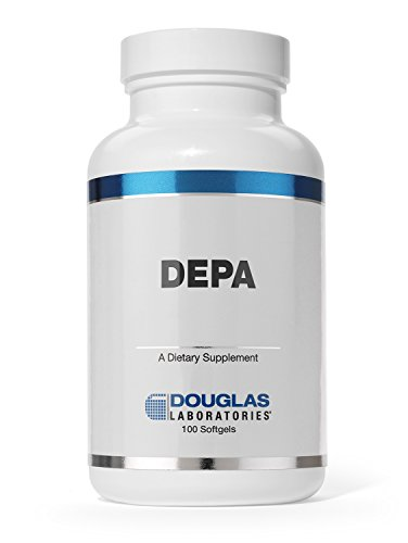Marine Lipid Concentrate - Douglas Laboratories® - DEPA - Omega-3 Fatty Acids from Marine Triglycerides - 100 Softgels