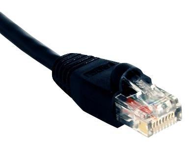 Cat5e Cat5e 10 m 32.8 ft Black Ethernet Cable RJ45 Plug RJ45 Plug