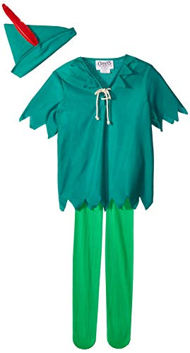 Charades Peter Pan Children's Costume, -