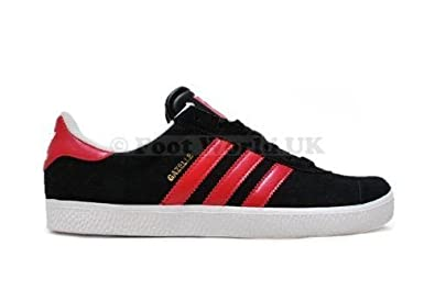 Adidas Junior\u0027s - Gazelle 2 J - Black Pink - UK 4.5: Amazon.co.uk: Shoes \u0026  Bags