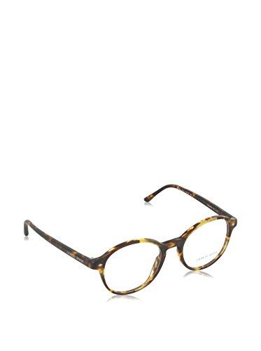 Giorgio Armani Montures de lunettes 7004 Pour Homme Matte Black, 47mm 5011: Matte Tortoise