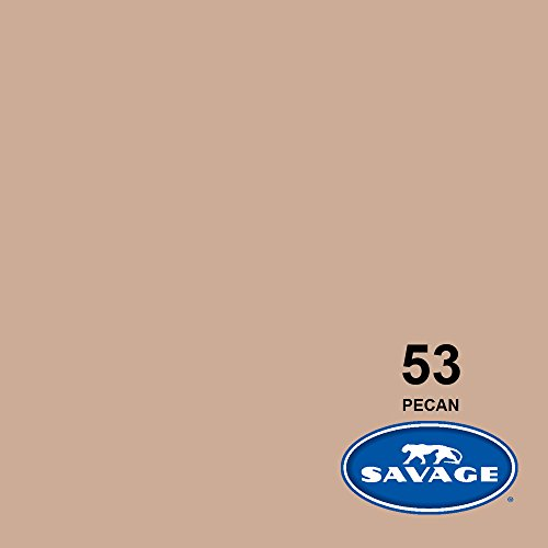 Savage Seamless Background Paper - #53 Pecan (107 in x 36 ft) by Savage (Image #1)