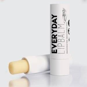 PUROBIO - Moisturizing Lip Balm with Castor Oil - Organic, Vegan, Nickel Tested, made in Italy