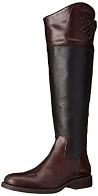 Amazon.com | Vince Camuto Women's Fabina-Wide Riding Boot