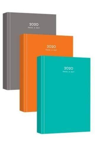 Agenda de oficina de 2020, tamaño A4, página por día, para ...