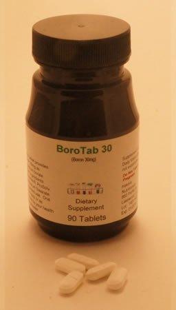 BoroTab 30 мг - 90 таблеток