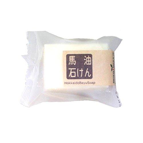 北海道馬油工房 ムニマユ 北海道クリーミー馬油石鹸