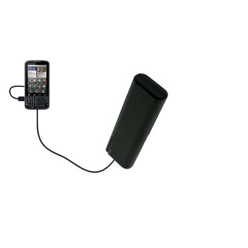 AA Battery Pack Charger compatible with the Motorola PRO Plus