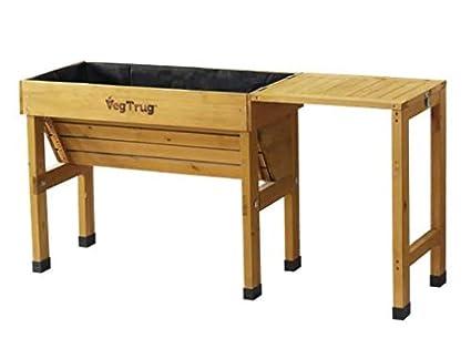 Terrific Amazon Com Potting Table Potting Benches For Outside Creativecarmelina Interior Chair Design Creativecarmelinacom