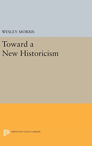 Toward a New Historicism