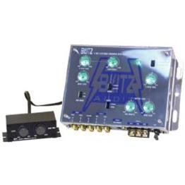 Blitz 2-Way Electronic Crossover Network with Subwoofer Level Control -