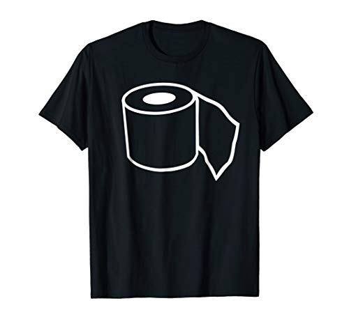 Price comparison product image Toilet paper T-Shirt