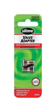 - Slime 23042 Presta to Schrader Valve Adapter
