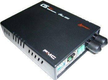 Fmc 10 100 St002 Fast Ethernet Multimode Fiber Media Converter  St  2Km  1310Nm