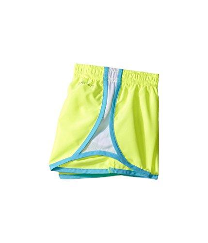 Nike 3,5 Flickor Tempo Kör Shorts Volt (y2l) / Levande Himmel / Vit / Volt