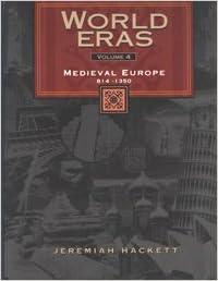 Read World Eras: Medieval Europe (814-1350) PDF, azw (Kindle), ePub, doc, mobi