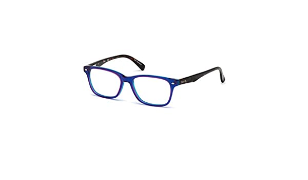 38f33f510a Eyeglasses Guess GU 9172 083 violet other at Amazon Men s Clothing store