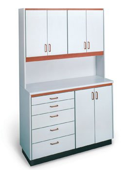 Hausmann Model GLR-B4 Free-Standing Cabinet Unit