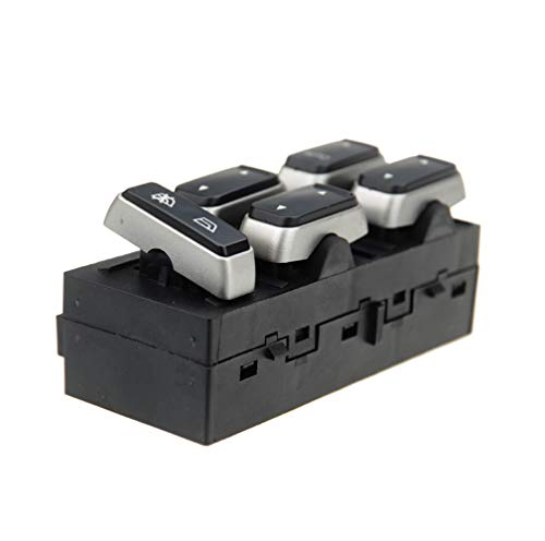 A-Premium Master Power Window Switch for Lincoln Town Car 2003-2008 Front Left Driver Side