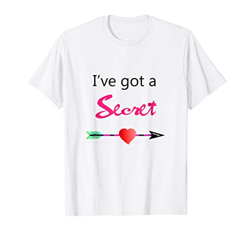 I've Got a Secret...I'm going to be a Big Sister Shirt