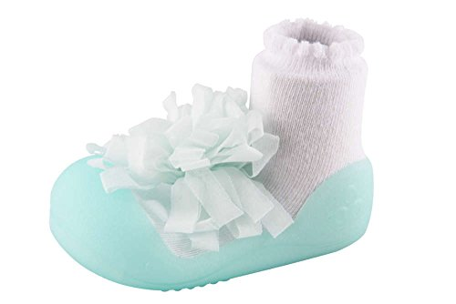Attipas AH01-S Corsage Shoes US 3.5, Green - Small by Attipas