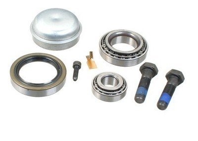 Mercedes W201 190E 190D Wheel Bearing Kit Front RUVILLE Brand NEW + Ships Fast