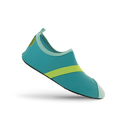FitKicks Women's Active Footwear, Turquoise / Green, ()
