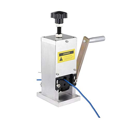 Manual Wire Stripping Machine Tools & Home Improvement Industrial Business Equipment Hardware Power Hand Tool Supplies Cable Wire Peeling Stripping Epilation Apparatus Hardware Handle from Lek Store