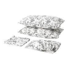 Amazon Com Ikea Alvine Kvist Twin Sheet Set 182 Thread