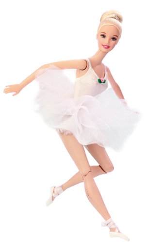 Barbie - Ballet Star Doll - 2000 Mattel ()