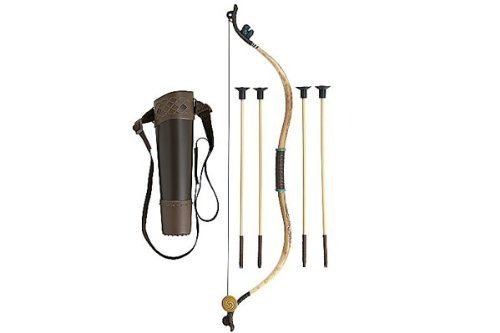 [Disney / Pixar BRAVE Movie Roleplay Toy Merida Archery Set] (Costumes Bow And Arrow)
