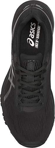 ASICS GT-1000 7 Men's Running Shoe, Black/Phantom, 7 M US by ASICS (Image #4)