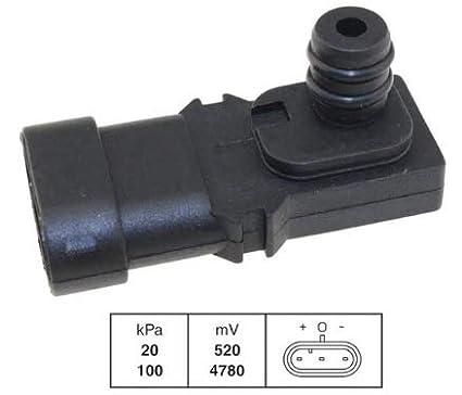 Autodily –  Map Sensor 1998– 2015 Laguna Clio Megane Scenic pression d'air du Collecteur