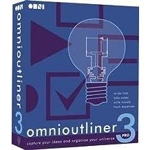 OmniOutliner Pro 3.0 (Mac)