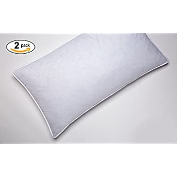Amazon Com Marriott Hotel Pillow Feather Amp Down