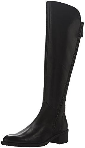Clarks Womens Valana Melrose Stivali Da Equitazione, Pelle Nera, Us 6 M