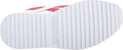 233c8d45919 Reebok Lifestyle Men s Classic Leather Ripple Low BP White Excellent Red 4  ...
