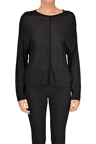Viscosa Dondup Negro shirt Mujer Mcgltps000005120e T fvRqURZw