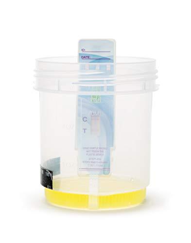 (EtG) Alcohol Urine Test Dip Card - Tests 80 Hours Back - Low Cut-Off 300  ng/mL (5 Pack)