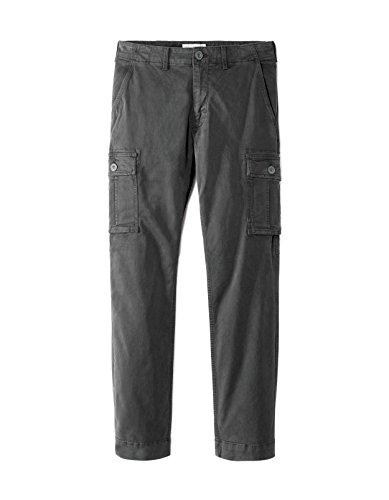 anthracite Celio Pantalon Homme Noir Lobscur wZYqZIz